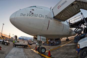 N109FE - FedEx Federal Express Boeing 767-300F