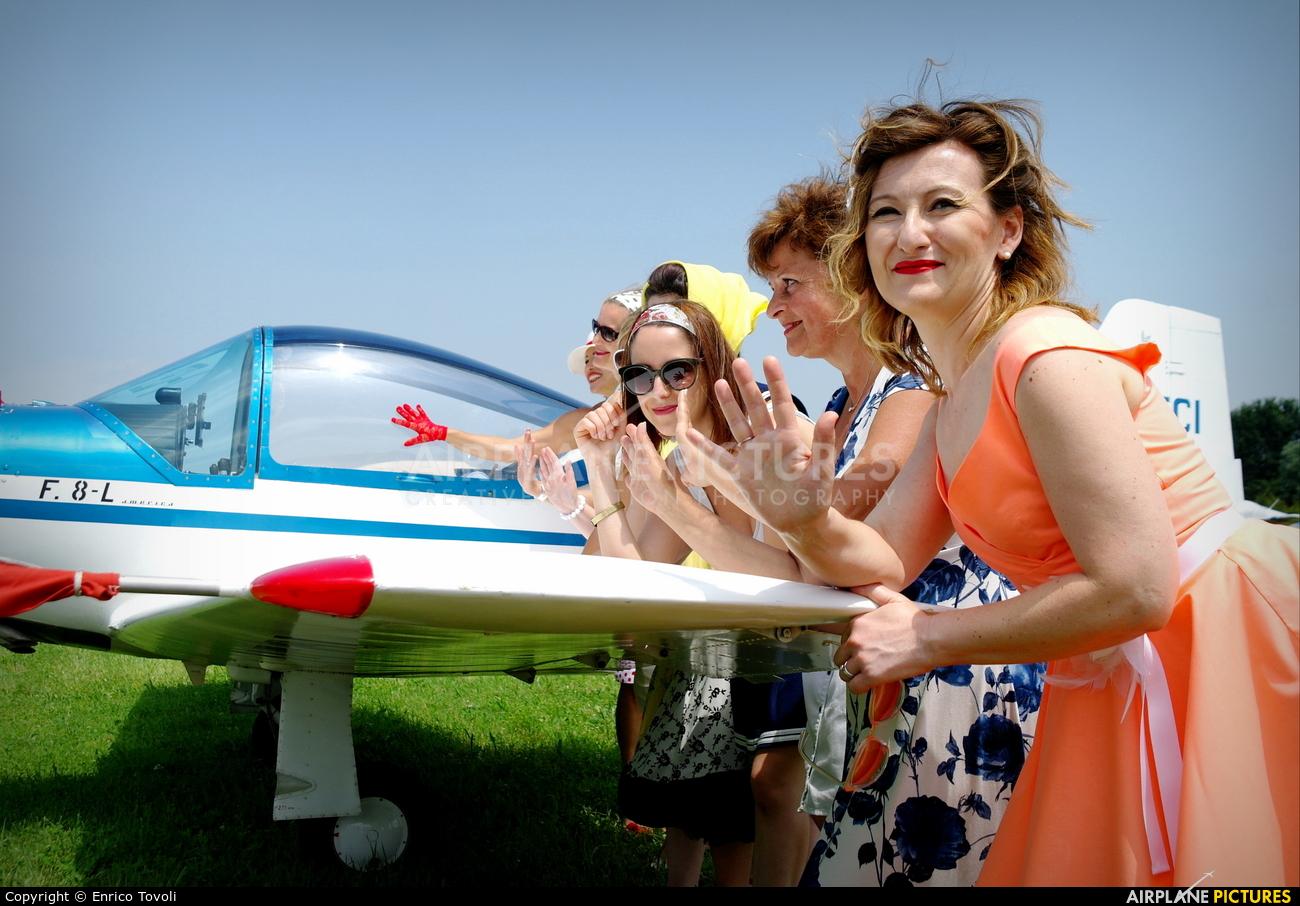 - Aviation Glamour - aircraft at Montagnana