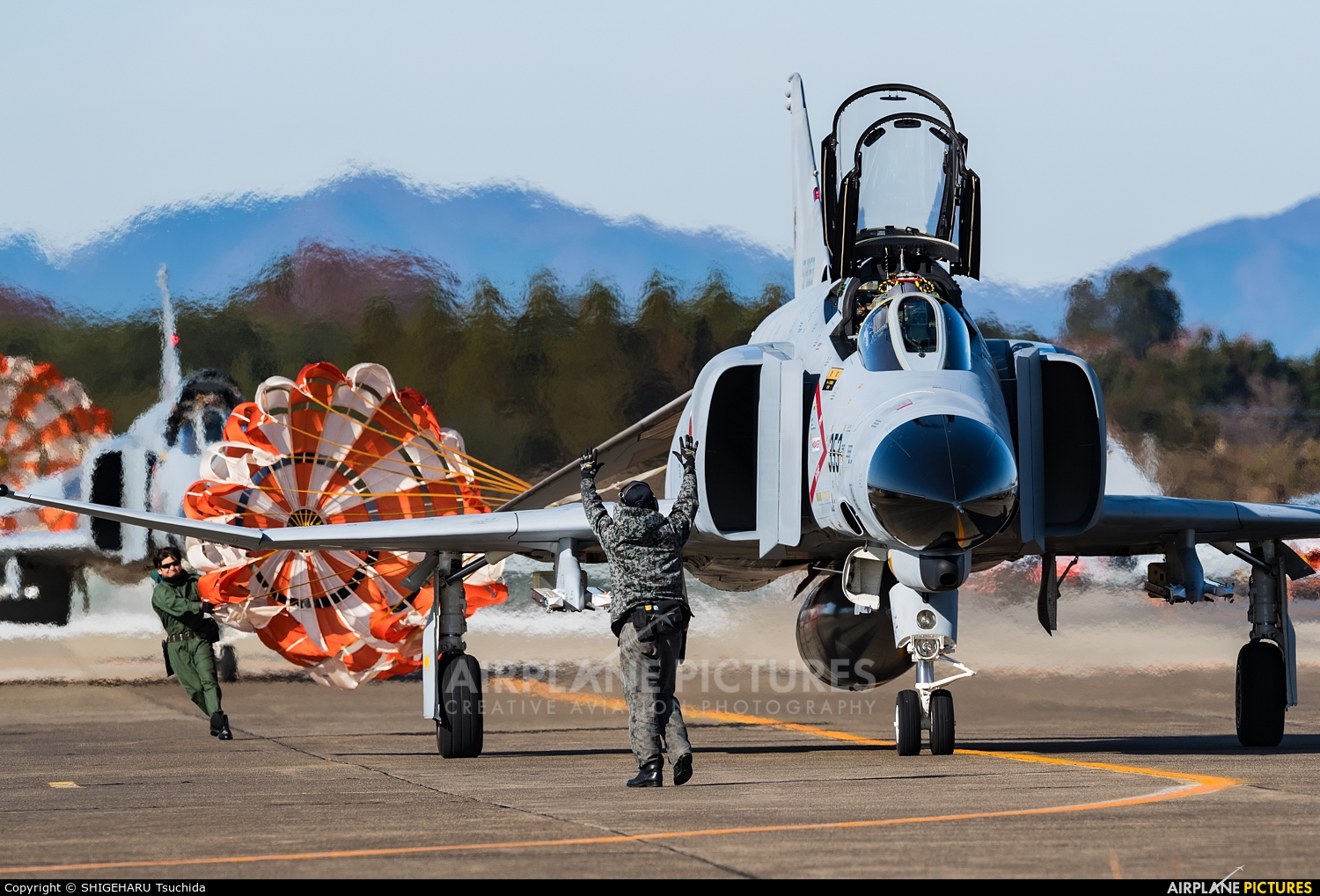 Japan - Air Self Defence Force 57-8353 aircraft at Ibaraki - Hyakuri AB