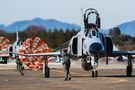 Japan - Air Self Defence Force Mitsubishi F-4EJ Kai 57-8353 at Ibaraki - Hyakuri AB airport