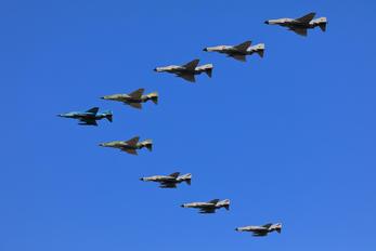 57-6913 - Japan - Air Self Defence Force McDonnell Douglas RF-4E Phantom II