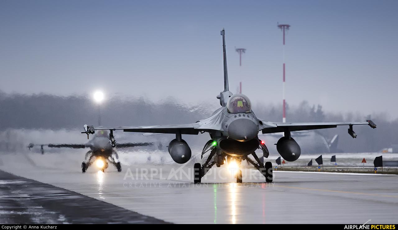 Poland - Air Force 4074 aircraft at Łask AB