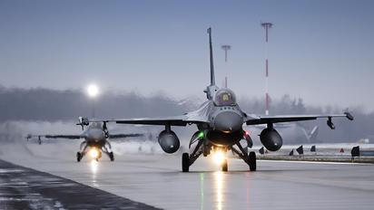 4074 - Poland - Air Force Lockheed Martin F-16C Jastrząb