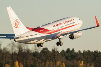 7T-VKS - Air Algerie Boeing 737-700
