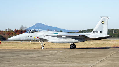 42-8841 - Japan - Air Self Defence Force Mitsubishi F-15J