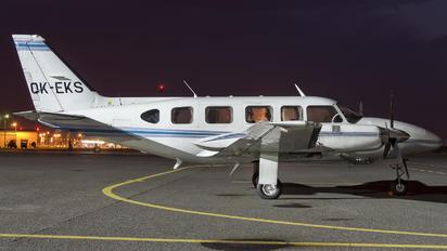OK-EKS - Private Piper PA-31 Navajo (all models)