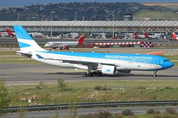 LV-FVH - Aerolineas Argentinas Airbus A330-200