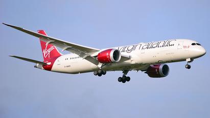 G-WHO - Virgin Atlantic Boeing 787-9 Dreamliner