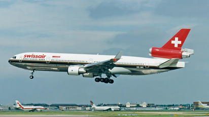 HB-IWE - Swissair McDonnell Douglas MD-11