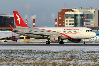 46-AOF - Air Arabia Airbus A320