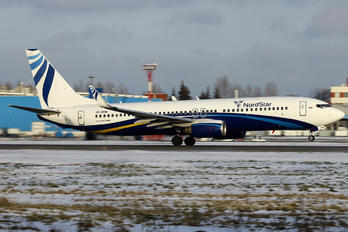 VQ-BDW - NordStar Airlines Boeing 737-800