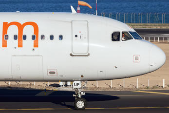 G-EZUP - easyJet Airbus A320