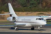 CS-DLG - NetJets Europe (Portugal) Dassault Falcon 2000 DX, EX aircraft