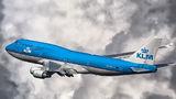 KLM Boeing 747-400 PH-BFL at Amsterdam - Schiphol airport
