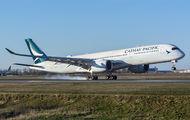 B-LRI - Cathay Pacific Airbus A350-900 aircraft