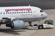 D-AIQK - Germanwings Airbus A320 aircraft