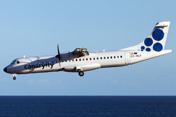 EC-MLF - CanaryFly ATR 72 (all models)