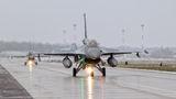 Poland - Air Force Lockheed Martin F-16C Jastrząb 4074 at Lask AB airport