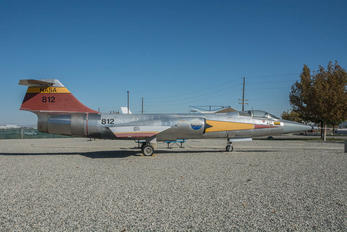 806 - NASA Lockheed F-104C Starfighter