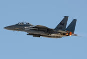 91-0328 - USA - Air Force McDonnell Douglas F-15E Strike Eagle aircraft