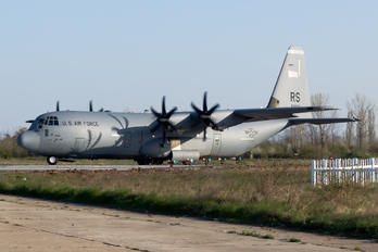 06-8610 - USA - Air Force Lockheed C-130J Hercules