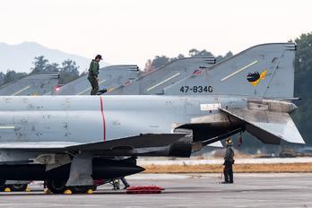 47-8340 - Japan - Air Self Defence Force Mitsubishi F-4EJ Kai