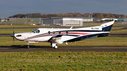 HB-FRW - Unknown Pilatus PC-12