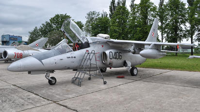 0406 - Poland - Air Force PZL I-22 Iryda