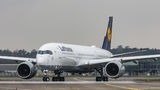 First Flight for the First A350-941 for Lufthansa