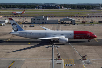 EI-LNI - Norwegian Long Haul Boeing 787-9 Dreamliner