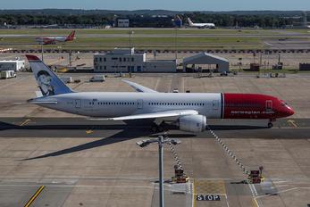 EI-LNI - Norwegian Long Haul Boeing 787-9 Dreamliner