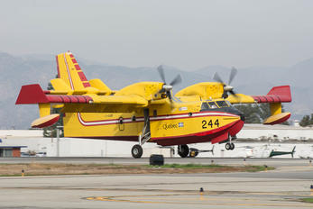C-GOBF - Private Canadair CL-215T