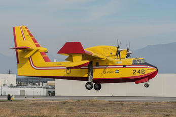 C-GOBI - Private Canadair CL-215T