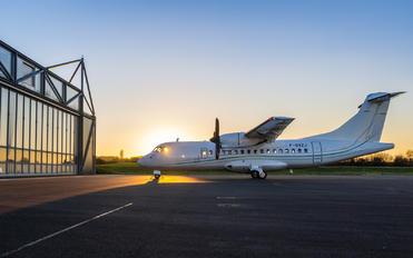 F-GVZJ - Equaflight Service ATR 42 (all models)