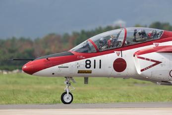 36-5811 - Japan - Air Self Defence Force Kawasaki T-4
