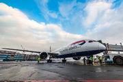 G-ZBKC - British Airways Boeing 787-9 Dreamliner aircraft