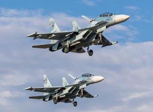 RF-95071 - Russia - Air Force Sukhoi Su-30MKI