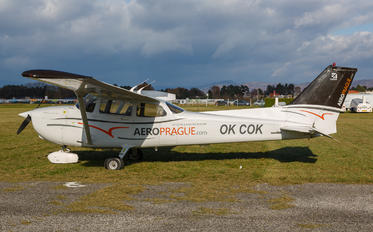 OK-COK - Private Cessna 172 Skyhawk (all models except RG)