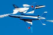 46-5725 - Japan - ASDF: Blue Impulse Kawasaki T-4 aircraft