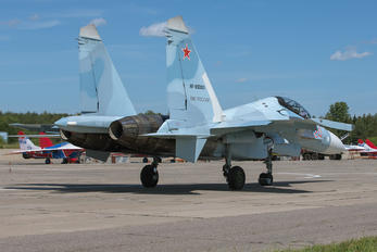 RF-95003 - Russia - Air Force Sukhoi Su-30SM