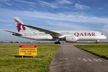 A7-BCO - Qatar Airways Boeing 787-8 Dreamliner