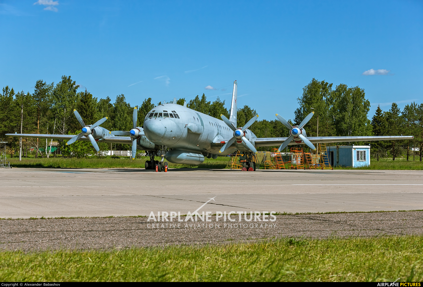 Russia - Air Force Ilyushin Il-20