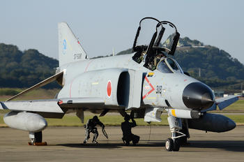 37-8318 - Japan - Air Self Defence Force Mitsubishi F-4EJ Phantom II