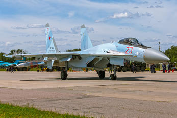 RF-95148 - Russia - Air Force Sukhoi Su-35S