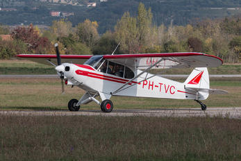 PH-TVC - Private Piper PA-18 Super Cub