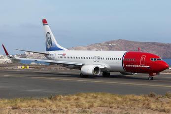 EI-FJD - Norwegian Air Shuttle Boeing 737-800