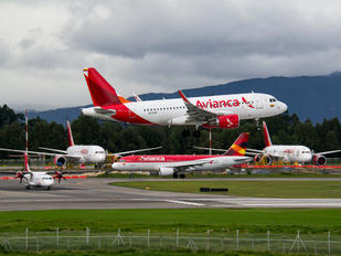 - - Avianca - Airport Overview - Overall View