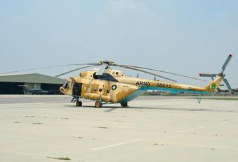 58-633 - Pakistan - Army Mil Mi-17-1V