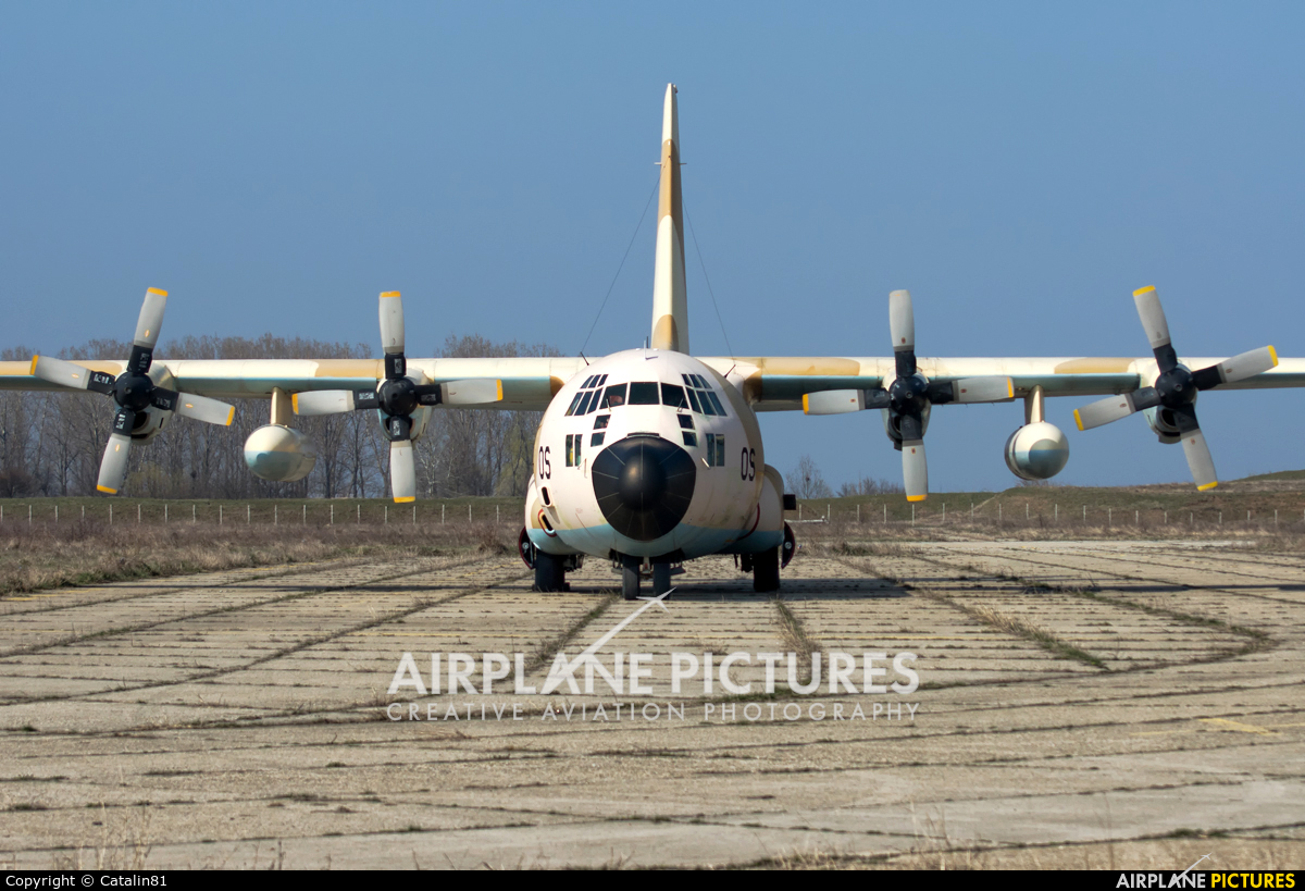 Morocco - Air Force CNA-OS aircraft at Craiova
