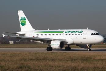 D-ASTR - Germania Airbus A320